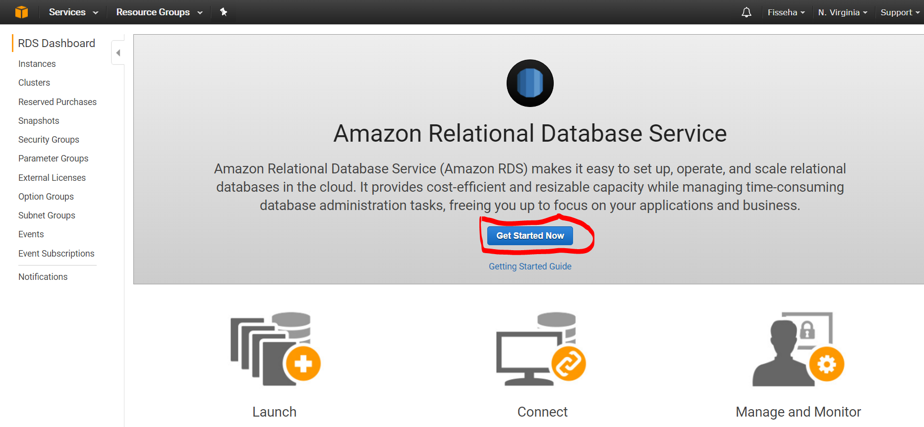 Using Amazon Relational Database Service with Python and R