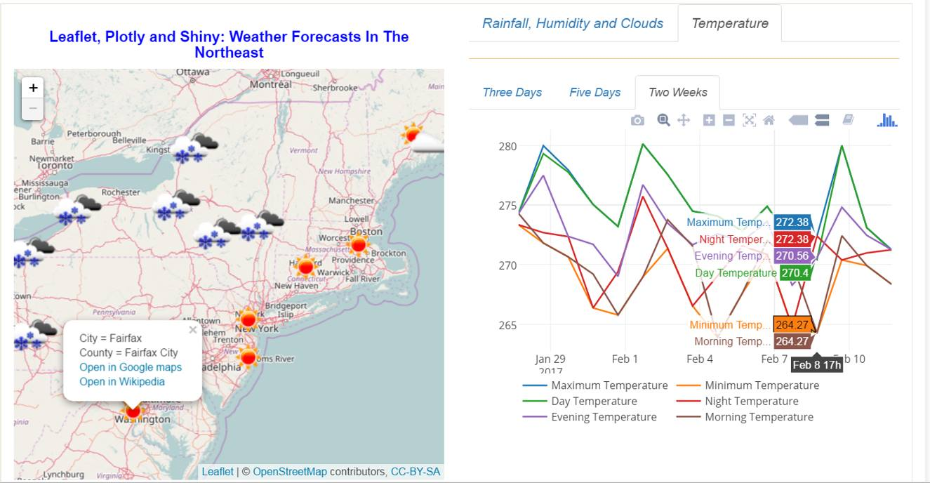 Dr fisseha berhane this blog post uses leaflet which is the leading open source javascript library for interactive maps and plotly to create weather forecast gumiabroncs Choice Image